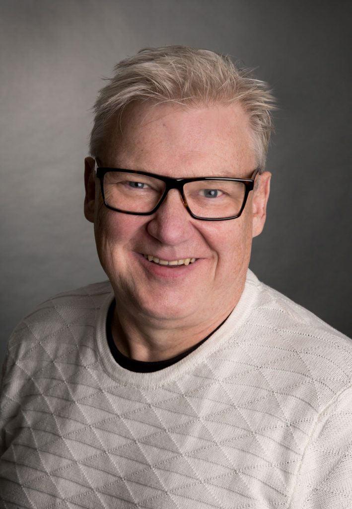 Billede af Søren, keyboardspiller i Counters